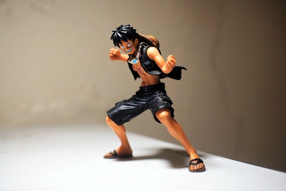 One Piece Figures