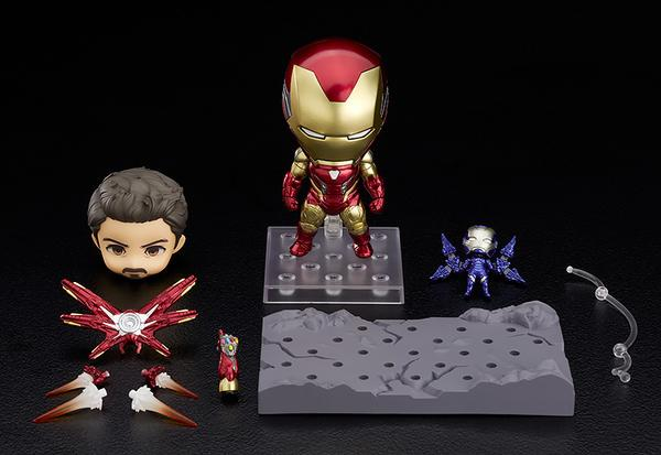 iron man nendoroid set